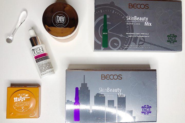 Becos novità 2018: Becos, Ten, Dibi, Olos e Decoderm!