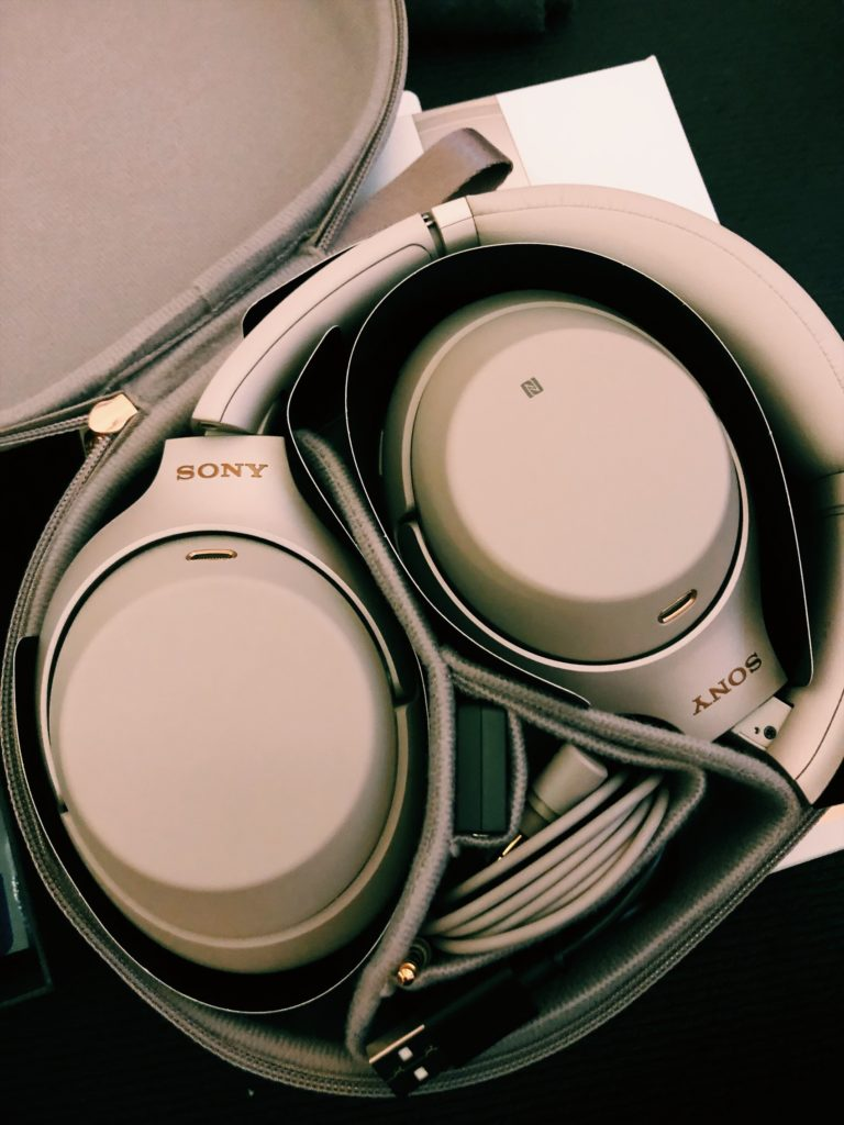Sony Cuffie wireless Noise Cancelling WH-1000XM3