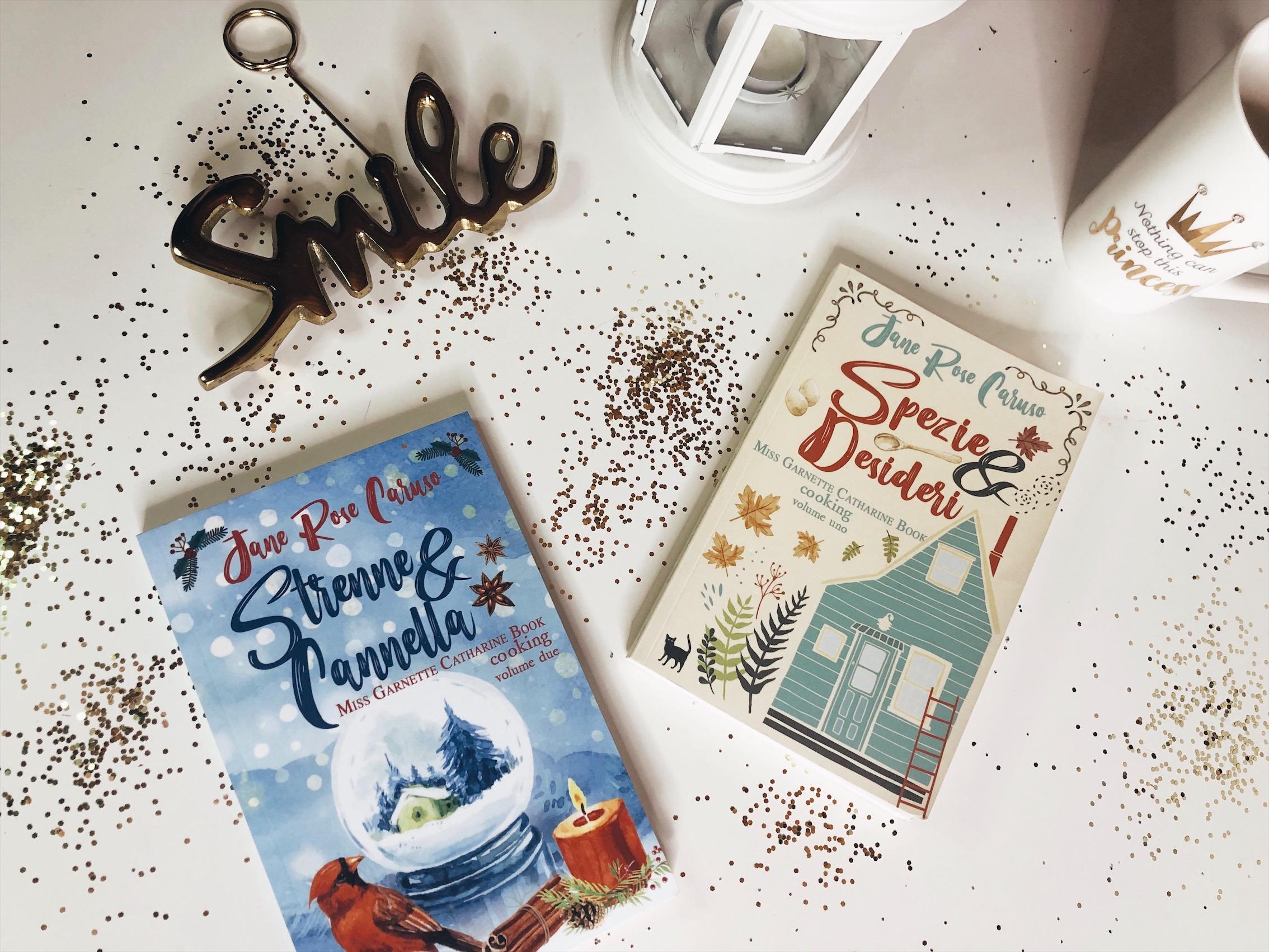 Miss Garnette Catharine Book Cooking di Jane Rose Caruso