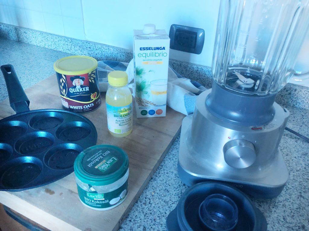 Pancake light americana: iniziare la giornata con una colazione completa