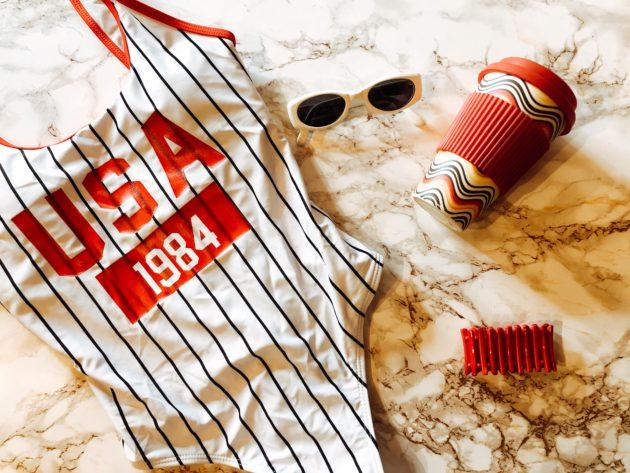 Swimwear, maggie Dallospedale, blogger