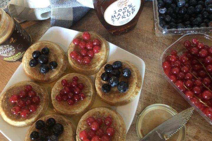 Pancake light americana