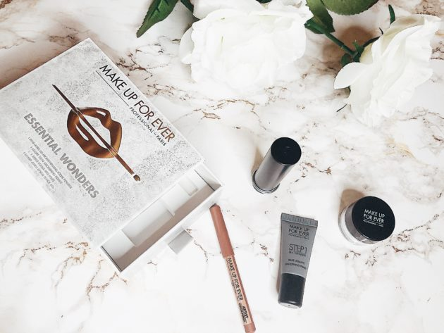 Essential Wonders di Make Up For Ever per un trucco labbra perfetto