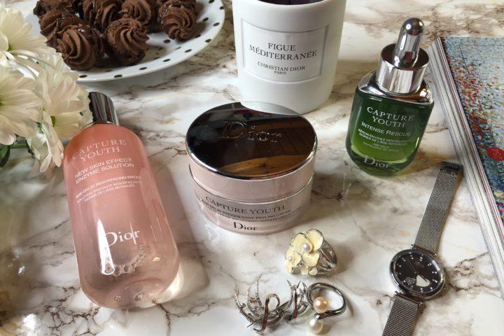Dior Skincare: ecco le novità Capture Youth di Dior