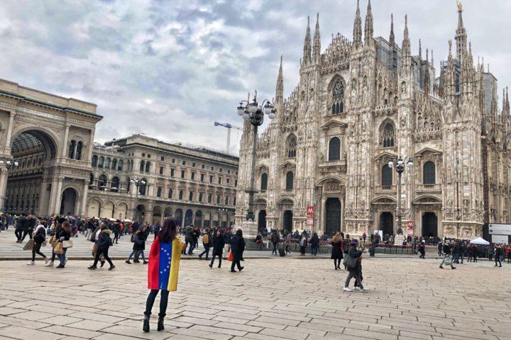 L'Italia come Ponzio Pilato