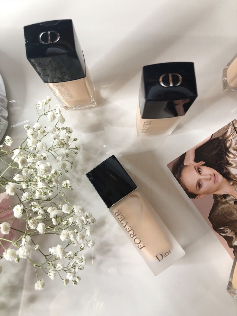 Dior Forever Fluid Foundation: