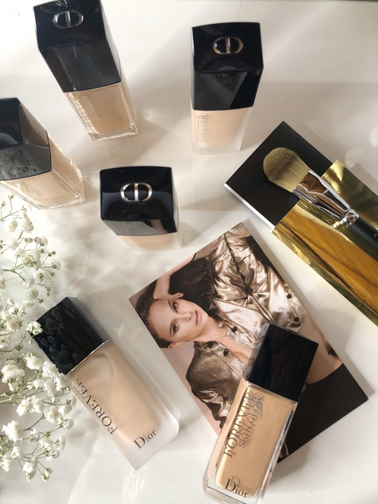 Dior Forever Fluid Foundation, recensione