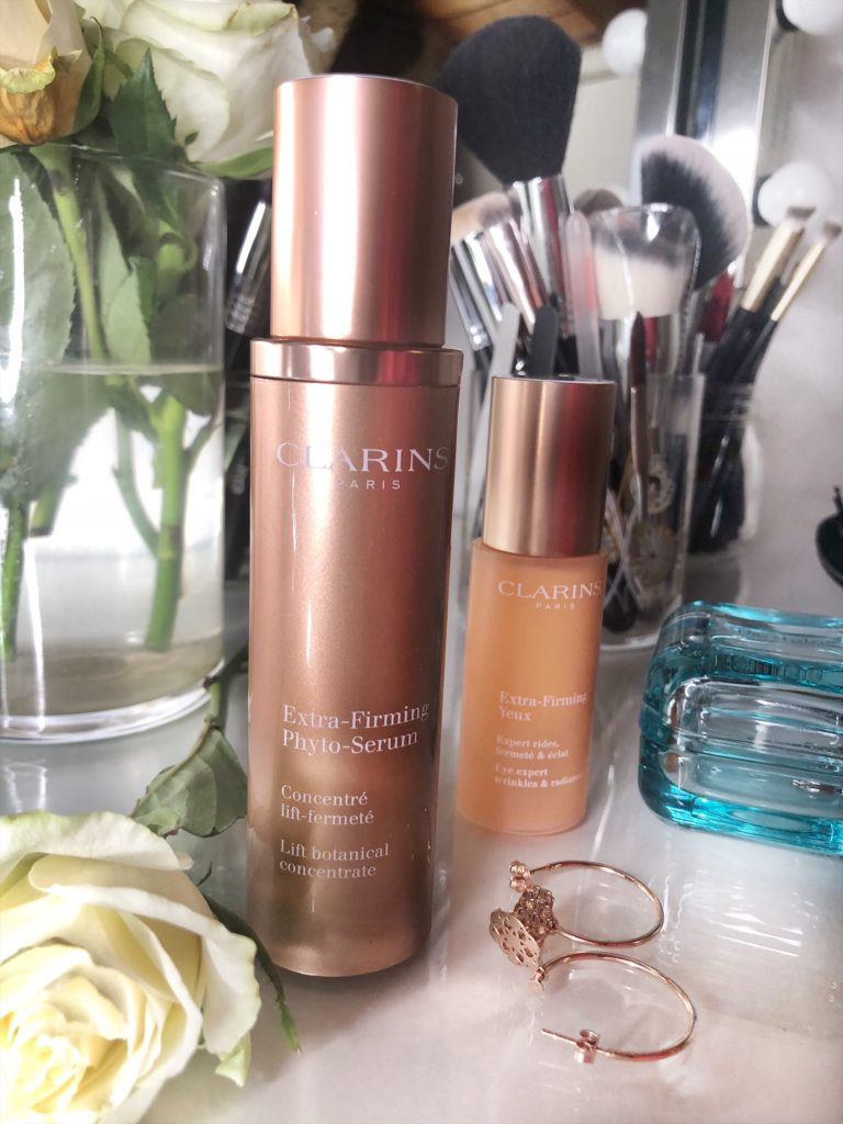 Linea Extra-Firming di Clarins: Phyto Serum e Yeux!