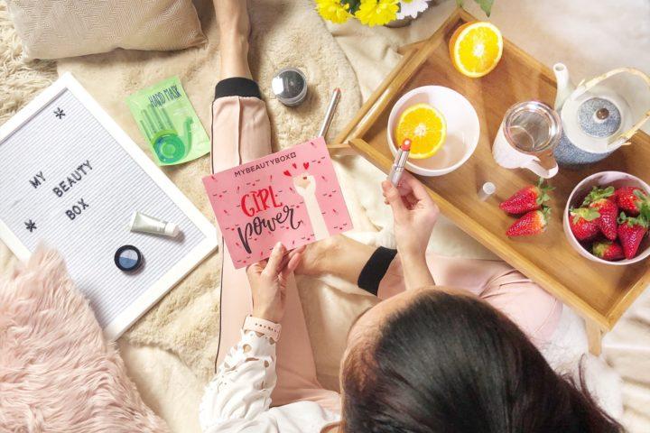 MyBeautyBox Girl Power di Febbraio e super novità per quella di marzo!