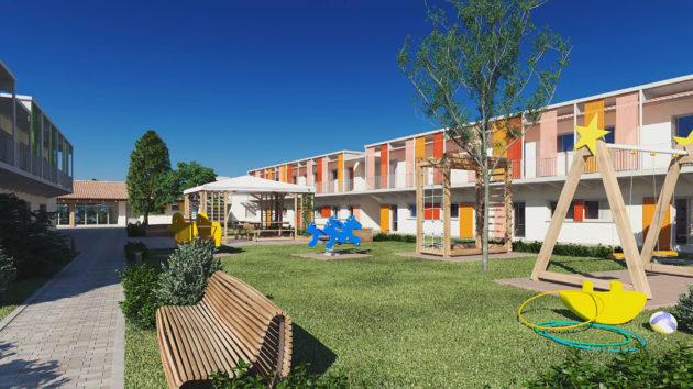 Villaggio Solidale di Lurano: nasce il primo incubatore sociale d'Italia