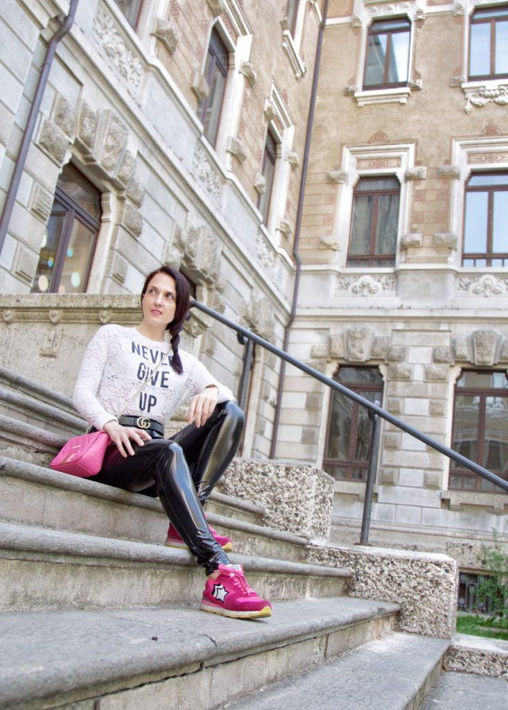 Outfit transizione