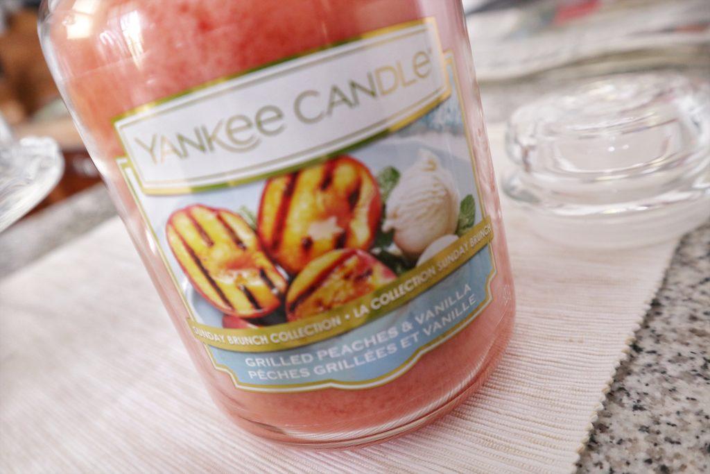 Yankee Candle presenta la nuova collezione Sunday Brunch