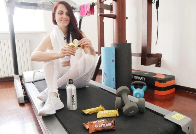 MyProtein snack: la nuova barretta proteica a sei strati