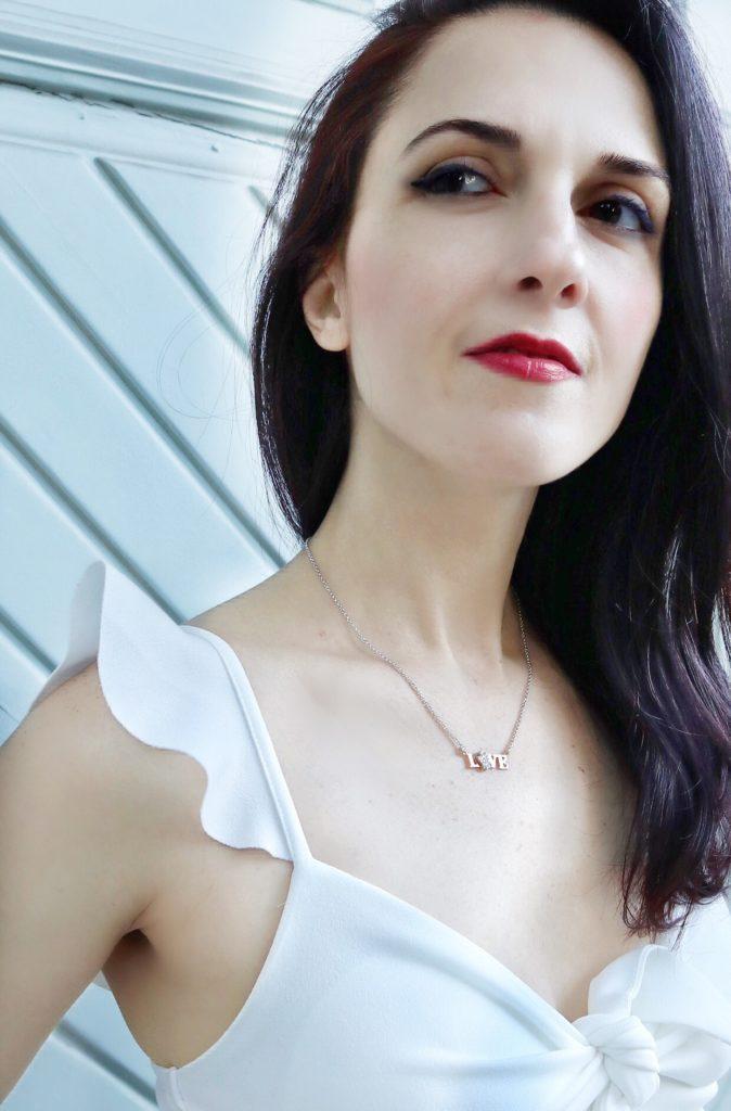 Collana Love: i gioielli di Roberto Giannotti comunicano