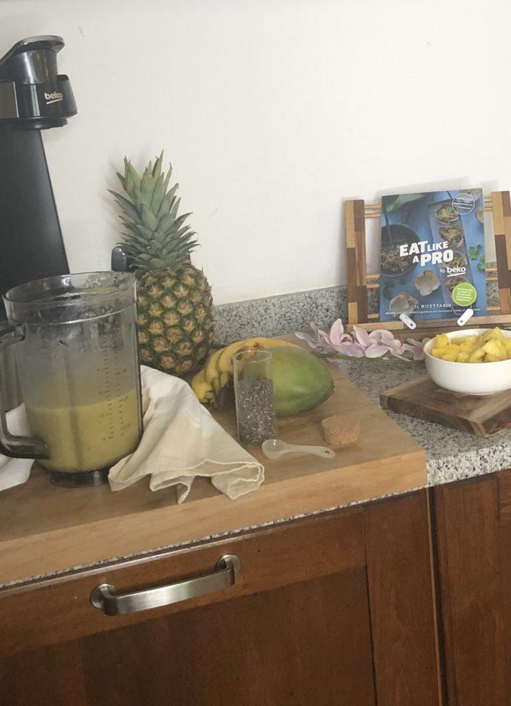 Pronte per una carica di energia? Sulle stories prossimamente vi mostrerò le altre ricette di questo utile ricettario e come le realizzo con il Fresh Mixer che è diventato un mio alleato in cucina.