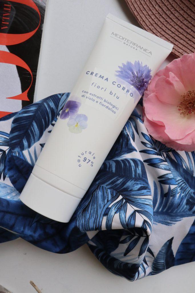 Fiori Blu, regalate al vostro corpo la dolcezza della primavera Mediterranea