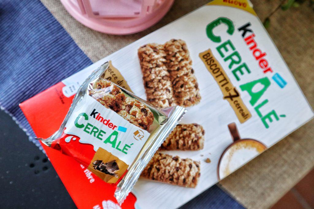 CereAlé: arrivano i biscotti Kinder che sembrano fatti a casa