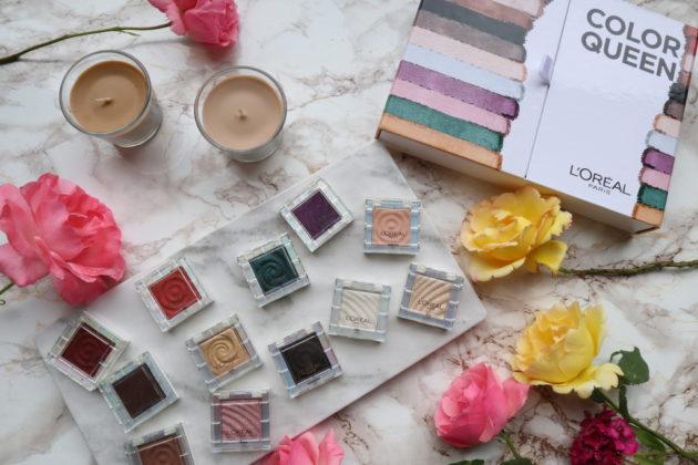 Color Queen: i nuovi ombretti ad olio mono di L'oréal