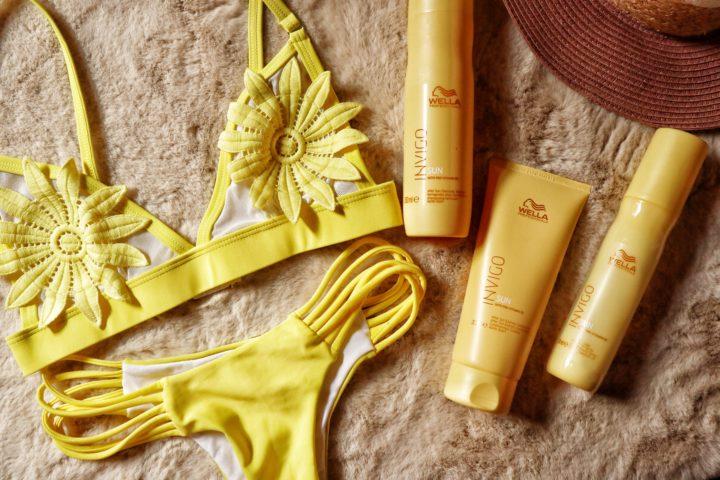 Invigo Sun: curare e idratare i capelli in estate