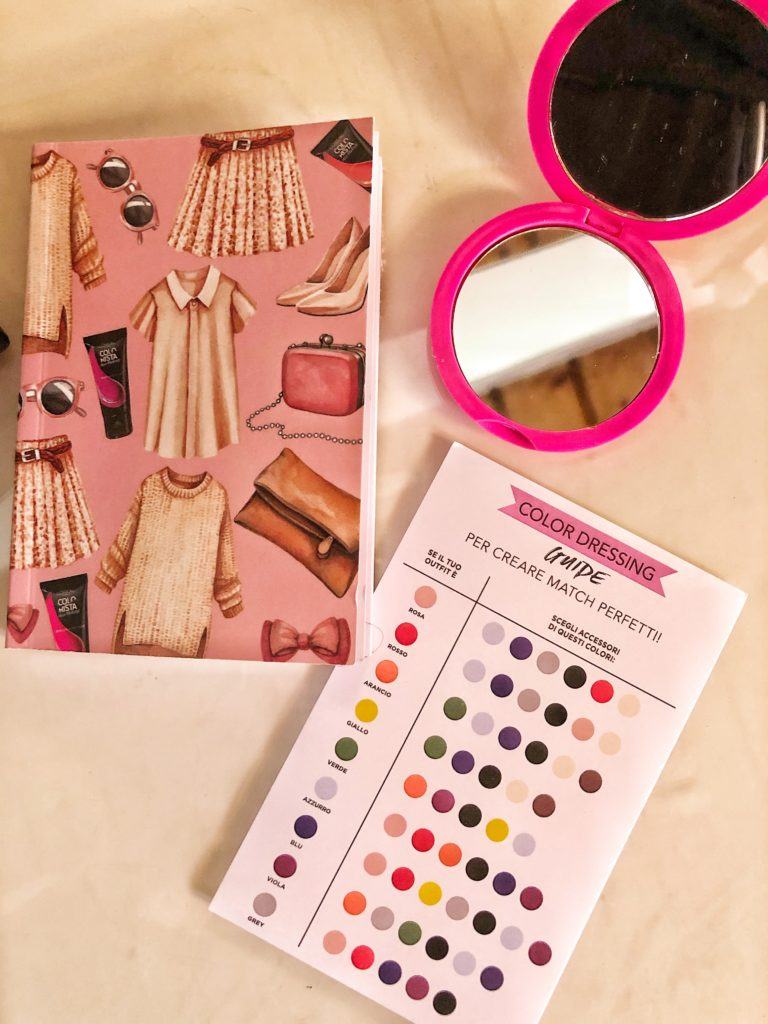 Fashion Survival Kit per capelli di Colorista Hair Makeup