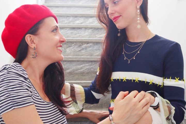 Navy style accessories: Come creare un look marino con i giusti accessori.