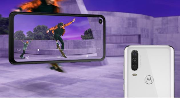 Motorola one action: vivi l'azione senza limiti grazie al supergrandangolo