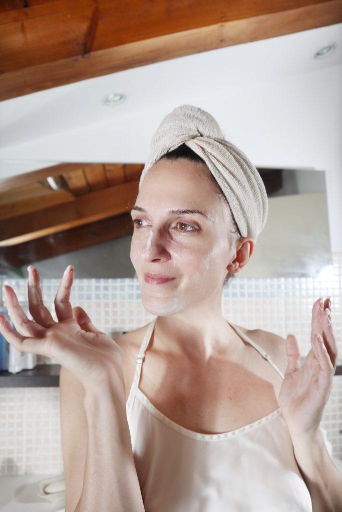 Margaret Dallospedale, Beauty Blogger, Mousse Crème Èclat Sisley: rituale luxury per struccare e detergere il viso