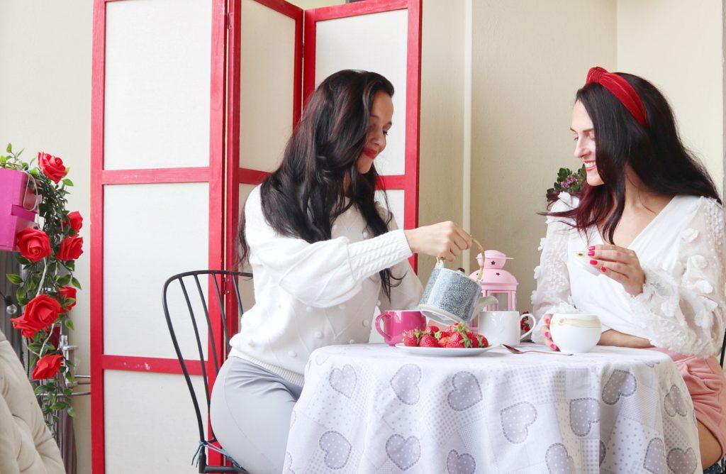 tea time, Margaret Dallospedale