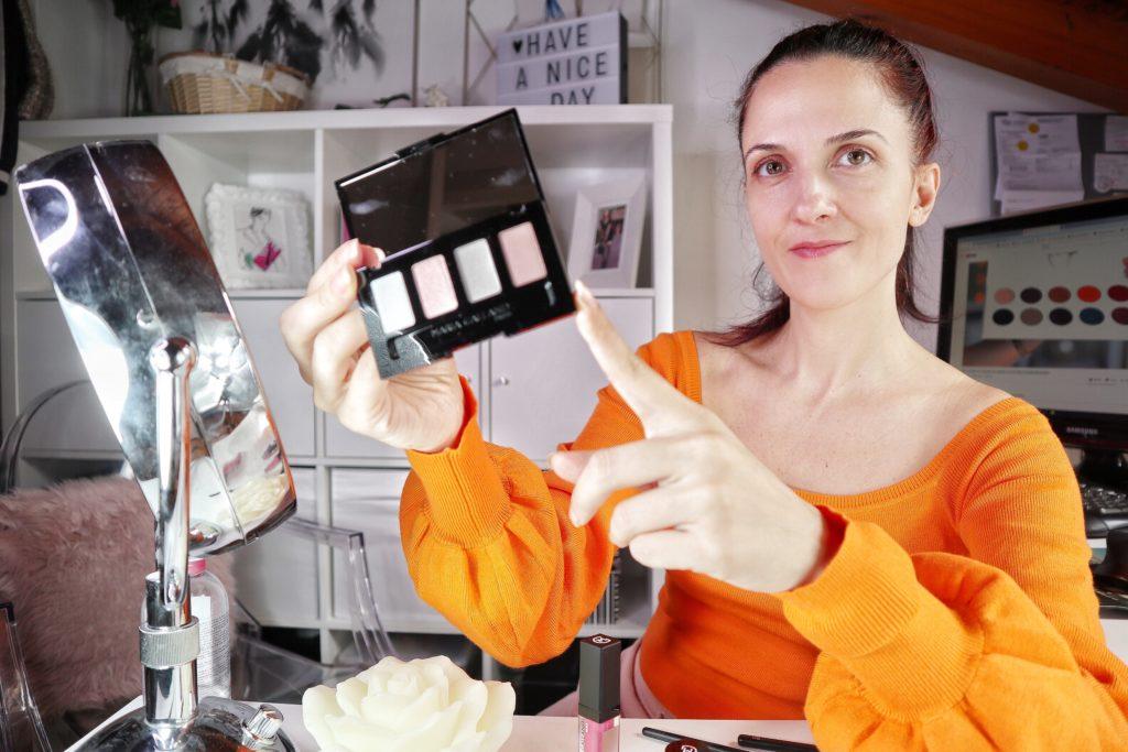 Maria Galland make-up 2019: lo mettiamo alla prova!, Margaret Dallospedale, Beauty Blogger