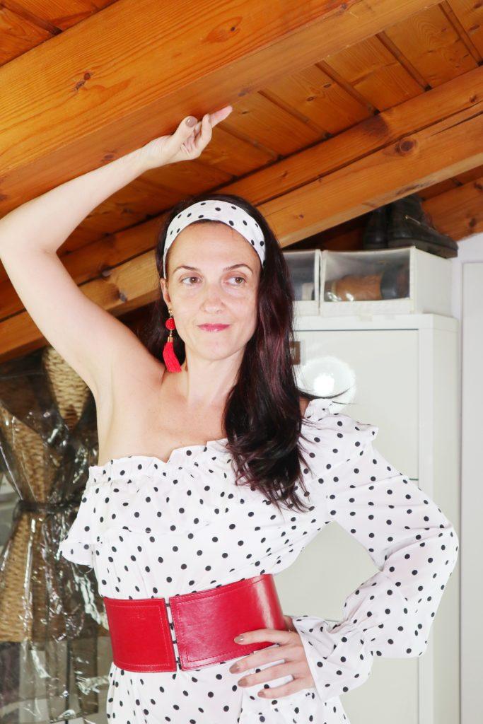 Margaret Dallospedale, Polka dots trend: la tendenza dei pois torna a fare capolino!