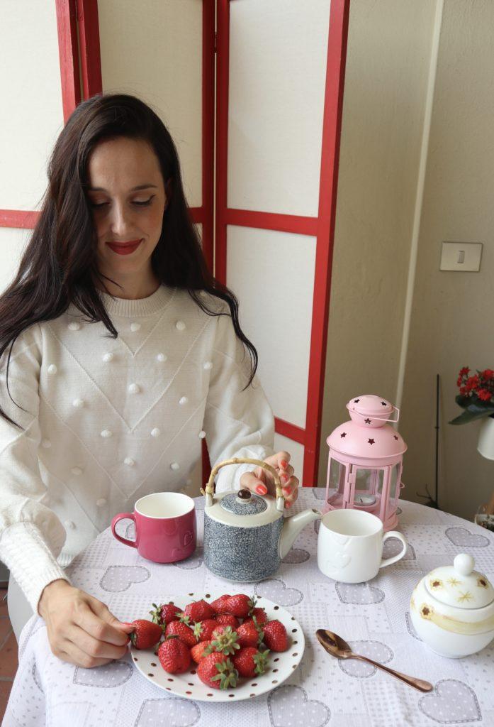 tea time, tè pomeridiano