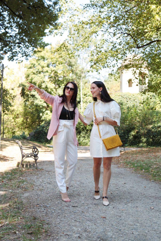 Romantic fall outfit: come vestirsi per un look glamour