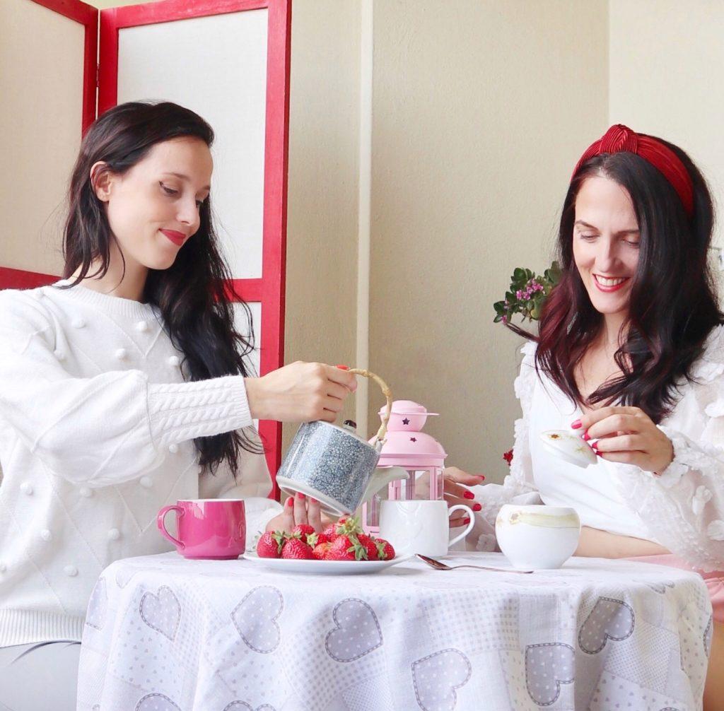 Tea tie Margaret Dallospedale