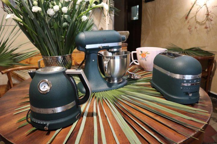 Palma, la nuova linea di piccoli elettrodomestici KitchenAid