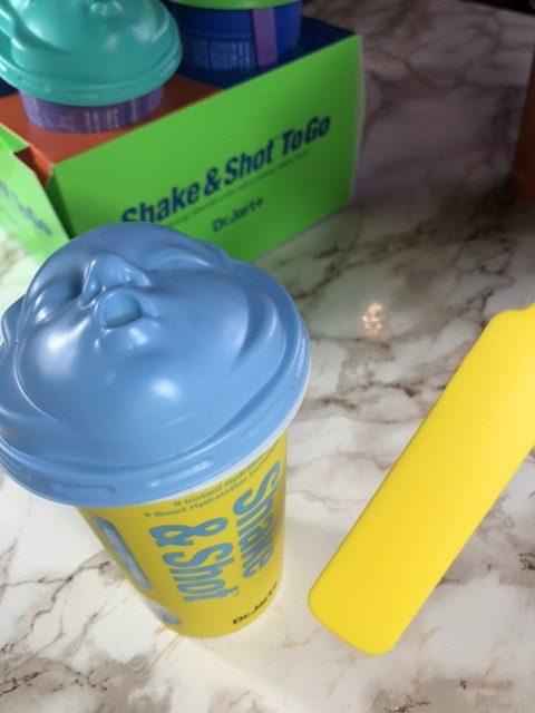 Shake&Shot: proviamo le maschere in caucciù di Dr. Jart