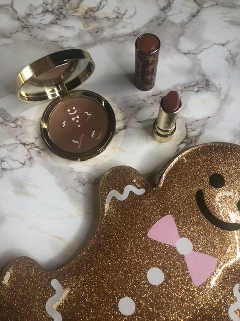 Gingerbread collection by Too Faced: Natale è qui (anche nel make-up)