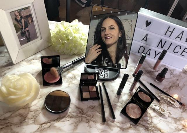 RVBLAB LAB the makeup: nuova collezione autunno inverno 2019