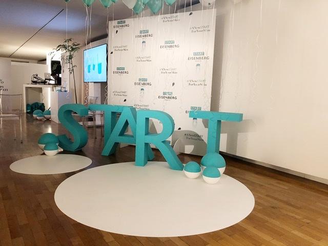 Start: la linea di Eisemberg Paris per un nuovo inizio