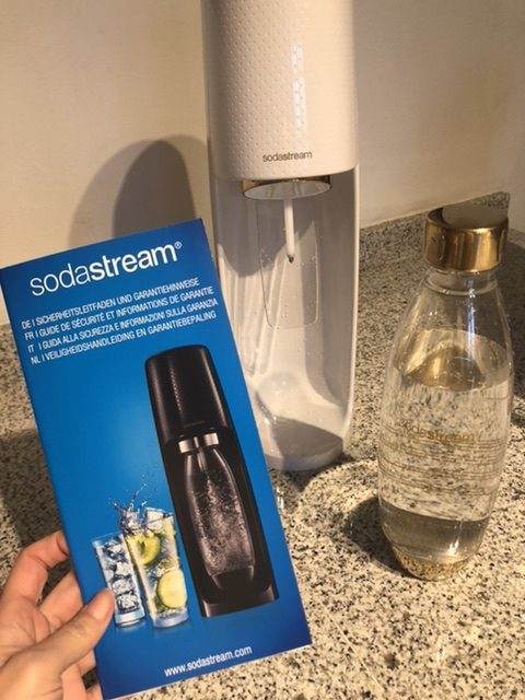 SodaStream Spirit edizione Gold per un Natale frizzante e Earth friendly