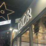 Dior Beauty Christmas Store: a San Babila il Pop-up chic per lo shopping