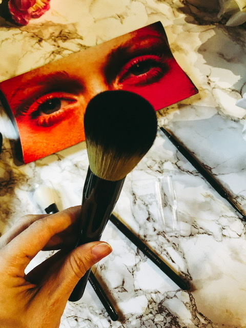 Fabienne Rea presenta la sua collezione di pennelli per il make-up