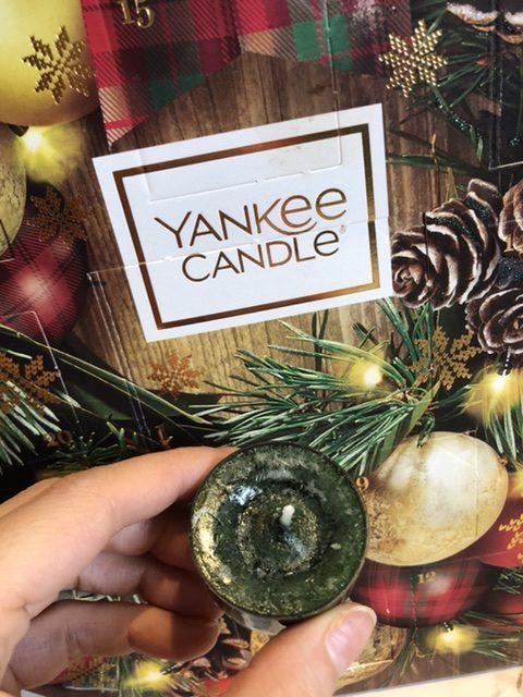 Yankee Candle Calendario Avvento: un percorso profumato verso il Natale.