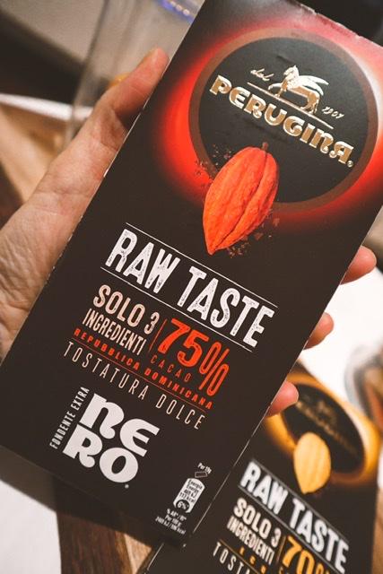 I benefici del cioccolato fondente extra: la tostatura dolce di Perugina Nero