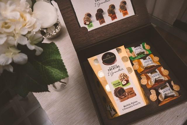"""Praline di cioccolato: dalle ricette creative di Perugina arrivano """"I Granellati"""""""