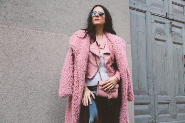 Come vestirsi in inverno in modo originale (outfit invernale), Margaret Dallospedale
