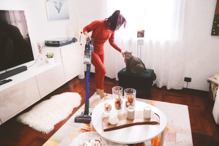 Quale scopa elettrica senza fili scegliere se avete animali domestici, Margaret Dallospedale
