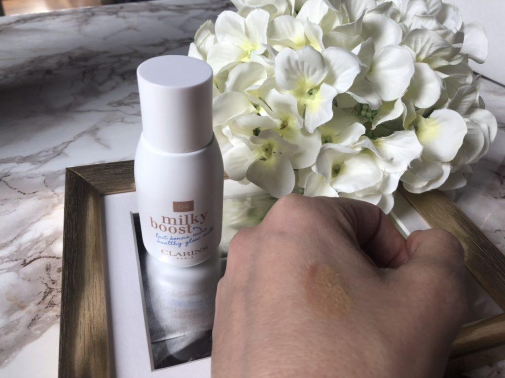 Clarins Makeup: milky boost, lip milky mousse e Lip Comfort Oil Intense