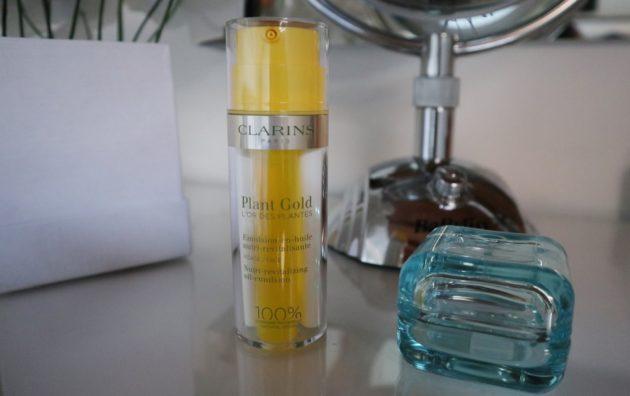 Clarins Skincare 2020: arriva l'emulsione in olio rivitalizzante Plant Gold