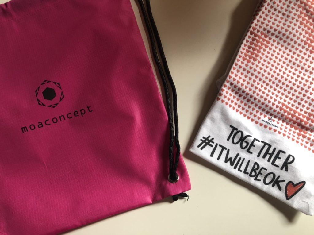 It Will Be OK: Andrea Crespi per Moaconcept e Haikure (iniziativa benefica)