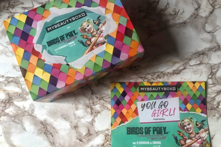 Birds of Prey ispira la MyBeautyBox di Febbraio, scopriamola insieme!